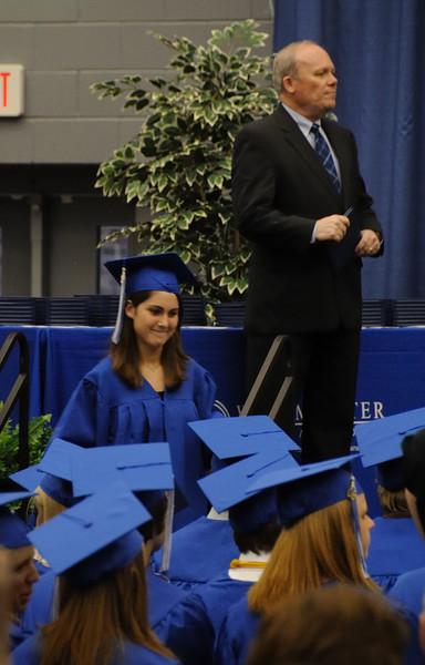 Julie's High School Graduation