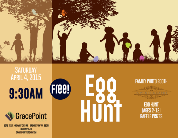 GracePoint Egg Hunt 2015
