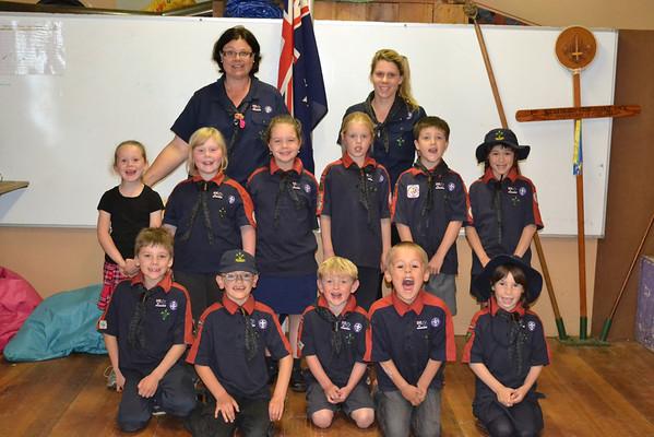 Australia - Westbury Tasmania Joey Scouts