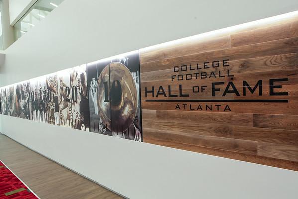 EO Atlanta College Football Hall of Fame | 7-25-14