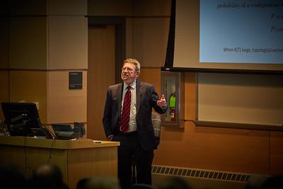 2017 UWL Fall Nobel Michael Kosterlitz Physics