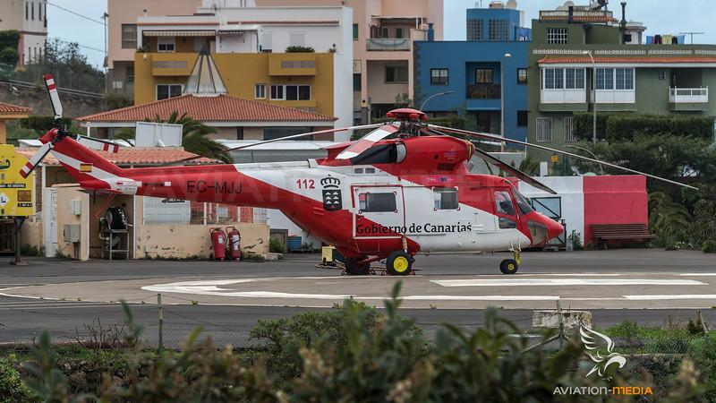 Gobierno de Canarias / SokolW-3A / EC-MJJ
