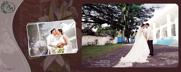 Cris ♥ Ella |Wedding Storybook