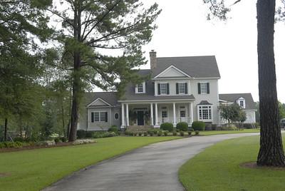 Homes in Hawkinsville