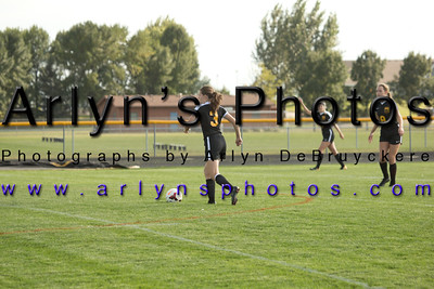 Hutch Girls Soccer vs Big Lake