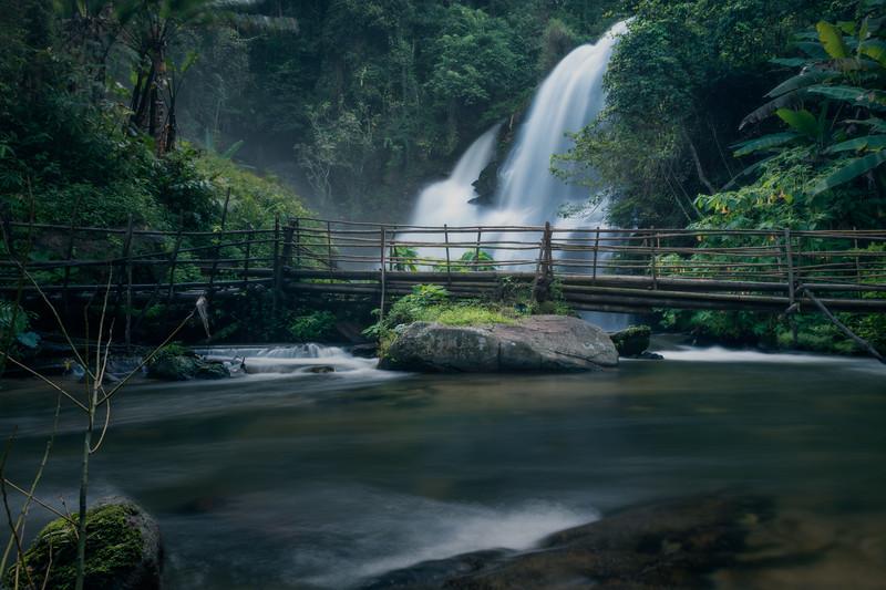 Emerald Falls || Pha Dok Sieo