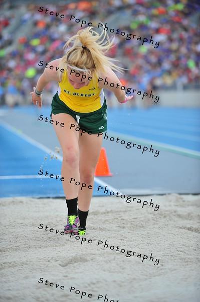 2013 2A Long Jump