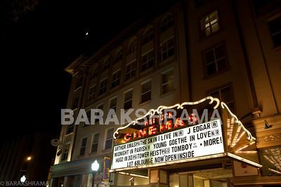 Opening Night of the Film Pina