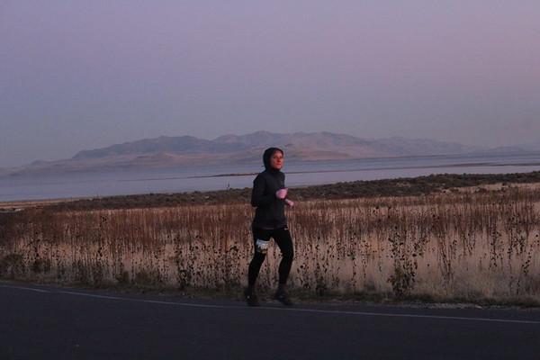 2019 Antelope Island Marathon