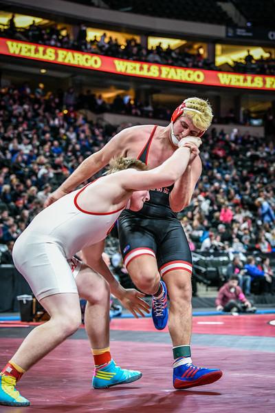 Centennial @ State Wrestling Tournament 2019