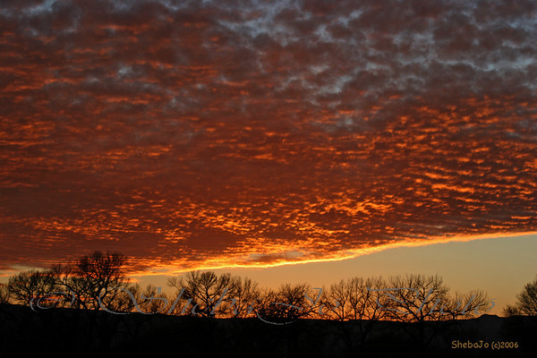 Sunrise...Sunset