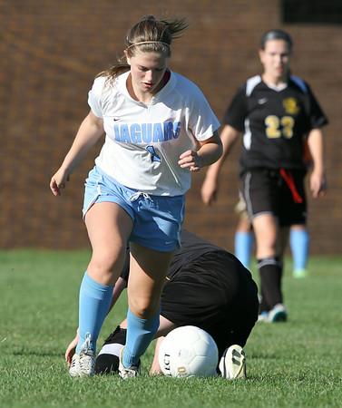 JHS JV Soccer vs. DeLaSalle