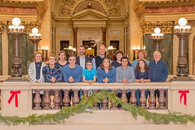 Clark Family 2018