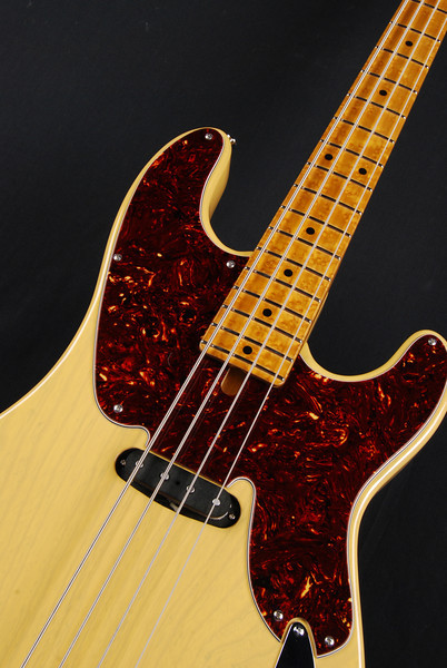 Vintage T Bass, Butterscotch