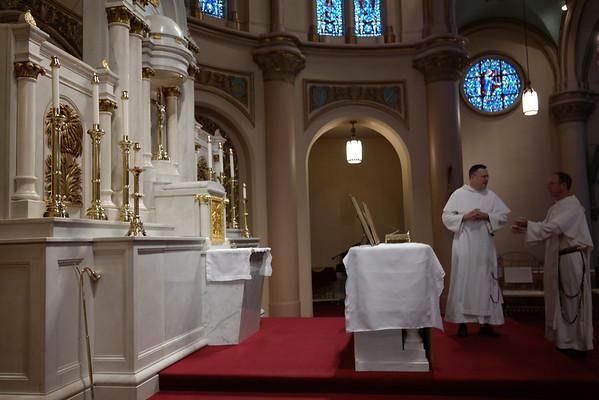 Immaculate Conception - Solemn High Mass (Dec 8, 2013)