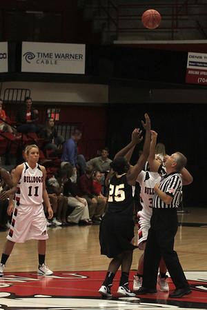 Women's Basketball vs. Appalachian State