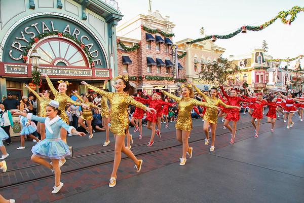 Merry Holiday at Disneyland-Dec 14th & 15th