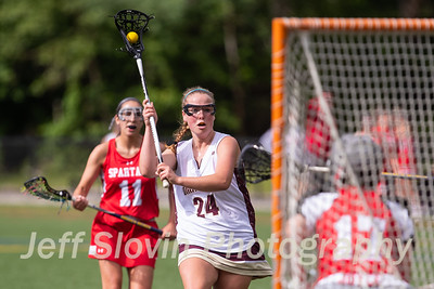 June 5, 2018 vs East Longmeadow