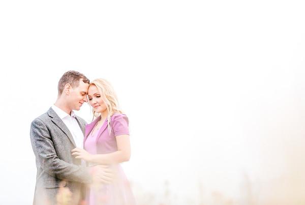 Ksenia & Sebastien - Engagement Shoot