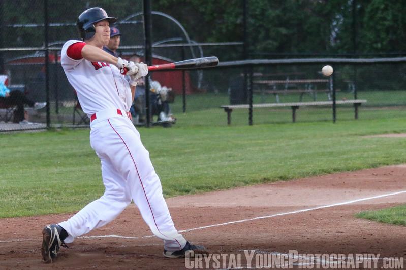 Guelph Royals at Brantford Red Sox June 2, 2017