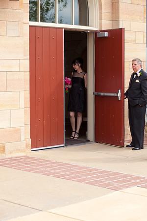 Christi and Steve's Ceremony