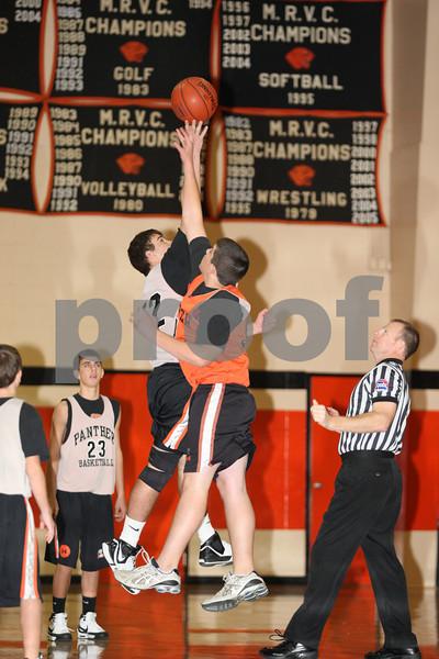 Boys Oak Grove Scrimmage 11-16-07