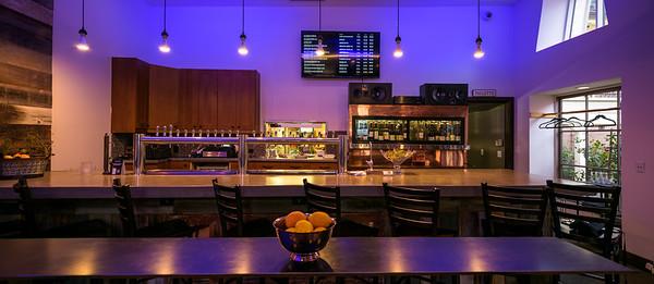 Relish Gastro Lounge (Architecural Photography) @ Saratoga, California.