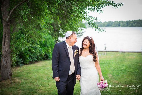 Patricia + David's Wedding