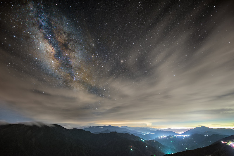 How to take pictures of stars - The Milky Way