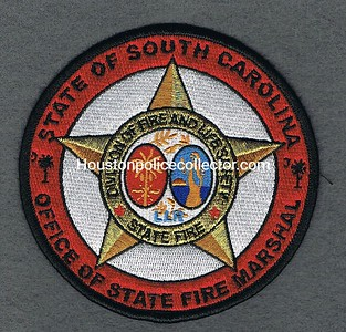 South Carolina Fire Marshal