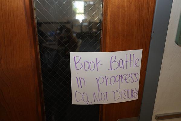 Middle School Book Battle