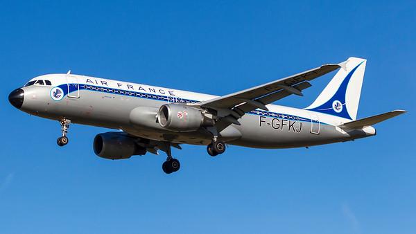 F-GFKJ - Airbus A320-211