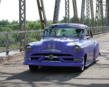 Badlands Drifter's Car Show 2009