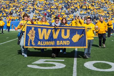 2014 Alumni Band