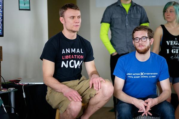 Meetup - Zach and Matt