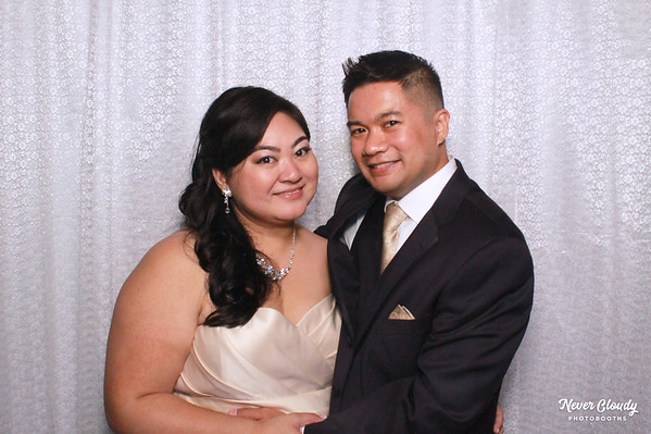 Claudine & Arthur Wedding Singles