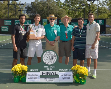 OJAI TENNIS TOURNAMENT 2012