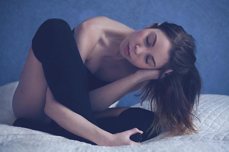 """Dreaming of perfection""  Model: Josephine Alabama Becker"