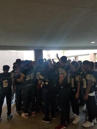 Football Team 9/25/19