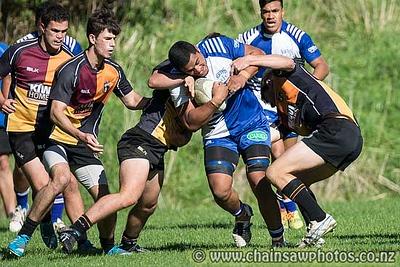Rd 5 Norths v Upper Hutt Rams #2