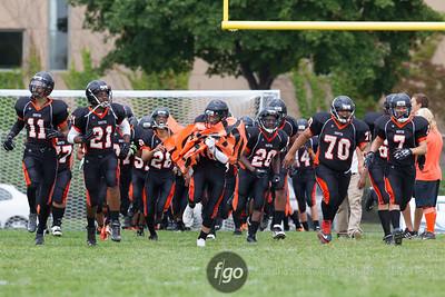 9-19-14 Minneapolis Edison v Minneapolis South Football