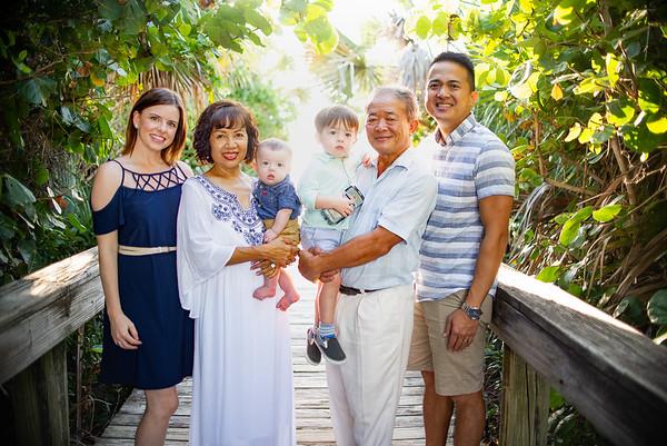 Vu Family Session