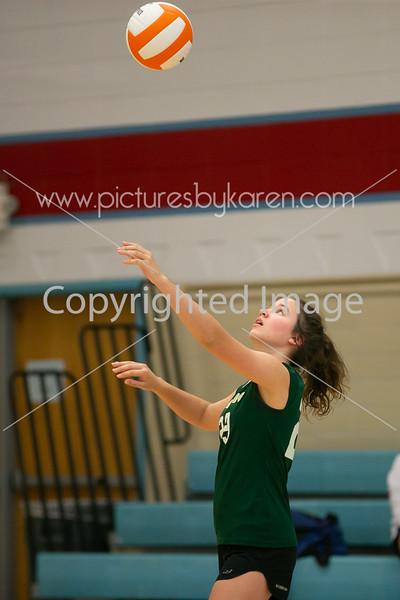 Trinity Volleyball (Freshman Night) vs. Chaffin