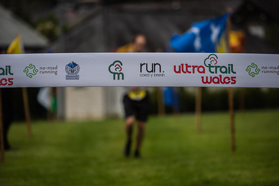 Ultra Trail Wales - Finish and Lap Pictures