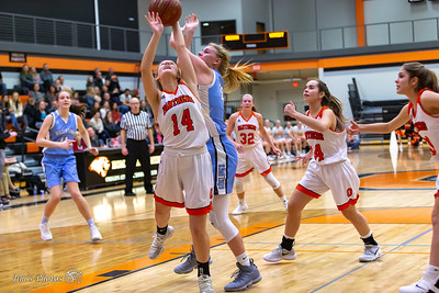 HS Sports - Oregon Girls Basketball - Dec 18, 2018