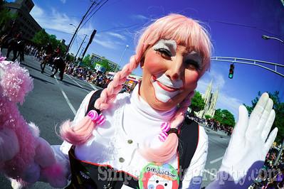 Kentucky Derby Festival Pegasus Parade 2010-21