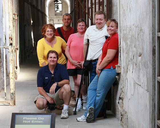 2008SmugMuggers at Eastern State Penitentiary- Philly