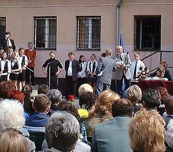 2005 Gezu Graduation