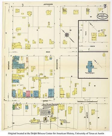 1910 Sanborn Maps