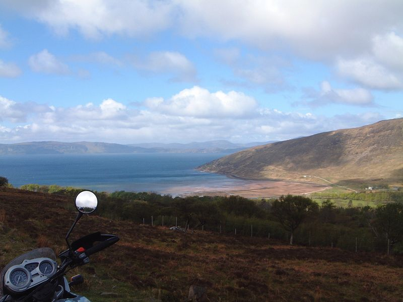 lOOKING DOWN TO aPPLECROSS.JPG